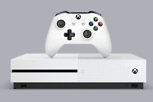 Xbox One S with 2 controllers (mint condition)