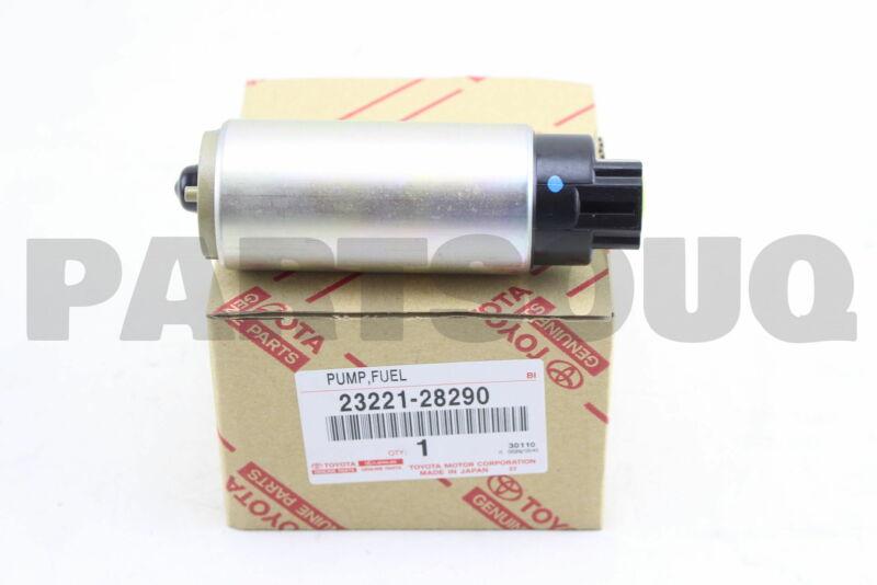 2322128290 Genuine Toyota Pump Assy, Fuel 23221-28290