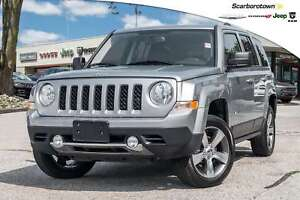 2016 Jeep Patriot Sport/North+HIGHALTITUDE+LEATHER