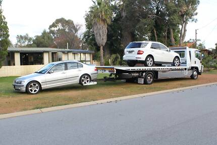 Ross Transport Tilt Tray & Towing Services