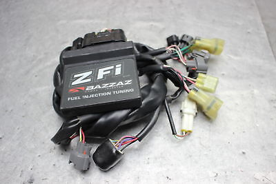 13-15 Kawasaki ZX6R 636 ZFi BAZZAZ Fuel Injection Tuning