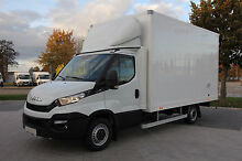Iveco Daily 35S18 3,0 180 PS Koffer 8 PAL