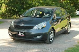 2012 Kia Rio LX Bluetooth | Heated Seats | CERTIFIED