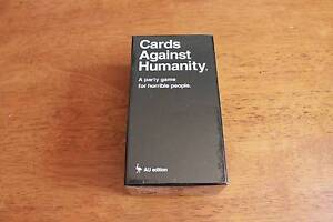 Cards Against Humanity =AU Edition= Yokine Stirling Area Preview