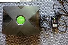 Original X-Box with Controllers, Games and Remote Kingsford Eastern Suburbs Preview