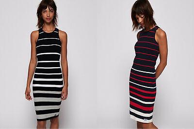 Superdry Spots Luxe Midi Dress