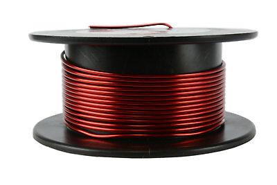 Temco Magnet Wire 14 Awg Gauge Enameled Copper 2oz 155c 10ft Coil Winding