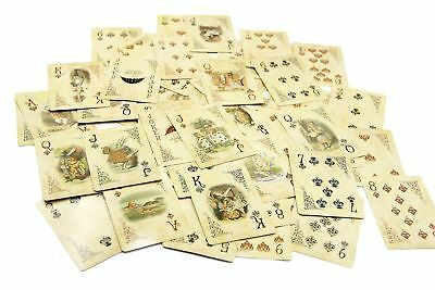 ASVP Shop Alice In Wonderland Playing Cards Party Props Decoration Theme Full...