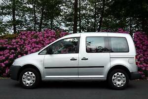 VW Volkswagen Caddy Life, Camper or people mover 1.9 TDI SWB Perth Perth City Area Preview