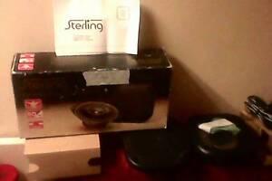Old school early 1990's Sterling speakers unused in box Narre Warren Casey Area Preview