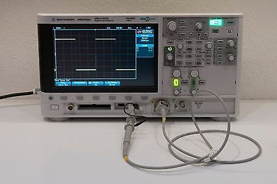DSOX2012A Keysight Oszilloskop 100MHz 2 Ch + alle Software-Upgrades
