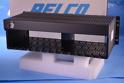 Pelco Rack Mount Chassis for Fiber Optic & UTP Modules RK5000-3U (3u Rackmount Module)