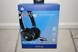 ps4 pro 440 gaming headset Collingwood Park Ipswich City Preview