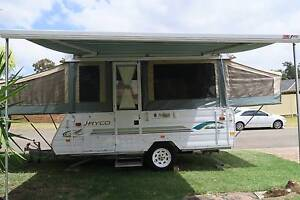 Jayco Eagle Camper 2004 Kingswood Penrith Area Preview