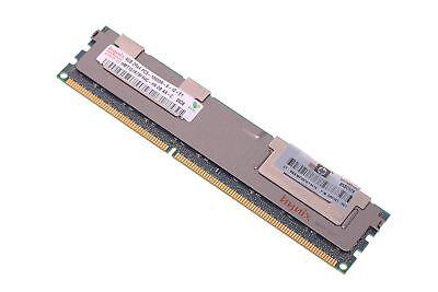 Hynix 4GB DDR3 SDRAM DIMM RAM Server-Arbeitsspeicher PC3-10600R 1,5V 2Rx8