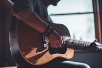 Guitar Lessons tailored just for you. First lesson free!