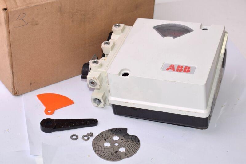 ABB, Part: AV4421000, Pulse Input Positioner, 50 mA, 34 Vdc Max, Positioner, Boi