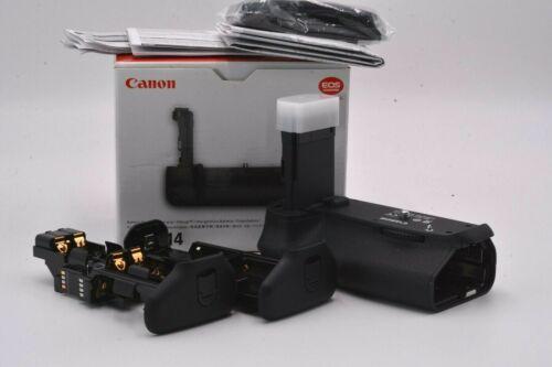[Almost unused] Canon BG-E14 Battery Grip for Canon 70D 80D Cameras