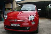 2013 Fiat 500 TwinAir 0.9Ltr Auto 2 Cyl Turbo Queanbeyan Queanbeyan Area Preview