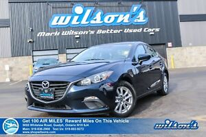 2015 Mazda Mazda3 GS | CRUISE CONTROL | POWER PACKAGE | ALLOYS
