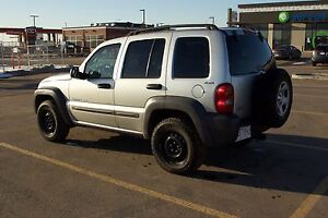 2002 Jeep Liberty / parts or whole thing