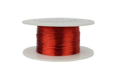 Temco Magnet Wire 28 Awg Gauge Enameled Copper 4oz 155c 497ft Coil Winding