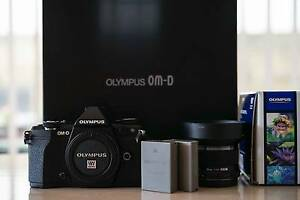 OLYMPUS OMD-EM5 MARK II - BODY + 25MM F1.8 M.ZUIKO PREMIUM LENS Tapping Wanneroo Area Preview