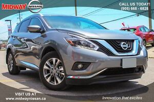 2018 Nissan Murano SL JUST LIKE NEW! ONLY 8,000KM!