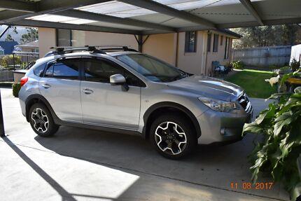 Subaru XV Luxury wagon