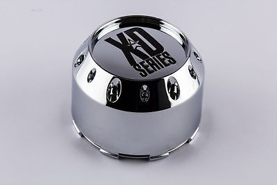 XD Series 779 Badlands 786 795 Hoss Chrome Wheel Chevy 6 Lug Center Cap 464K106