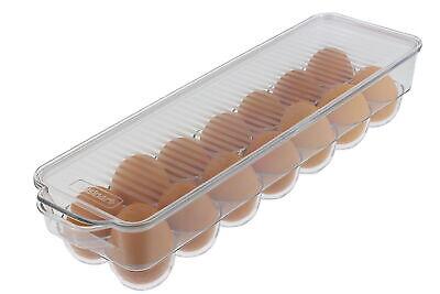 Cuisinart Egg Holder w/Lid & Handle, Holds 14 Eggs
