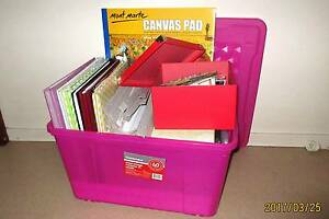 PHOTO FRAMES & SCRAP BOOK SUPPLIES $60 for the lot PlsE-MAIL only Cranbrook Townsville City Preview