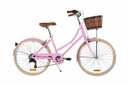 NIXEYCLES Vintage Dalili 7sp Bicycle | Free Delivery*
