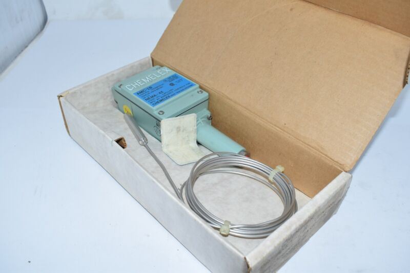 NEW Chemelex Barksdale AMC-1B Line-Sensing DigiTrace Thermostat 22A SPDT NEMA 4X