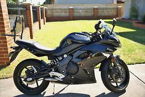 2011 Ninja 650r w/- ABS. Low Kms Perfect for Big Bike Licence. Armadale Armadale Area Preview