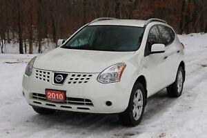 2010 Nissan Rogue S AWD | Heated Seats | CERTIFIED