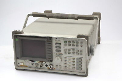 Agilent Hp 8593e 9 Khz To 22 Ghz Spectrum Analyzer Opt021 7