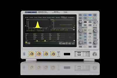 Siglent Sds2354x Plus 4 Channel Digital Super Phosphor Oscilloscope
