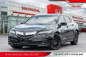 2015 Acura TLX Tech   Power Moonroof, Heated Seats, Rearview Cam