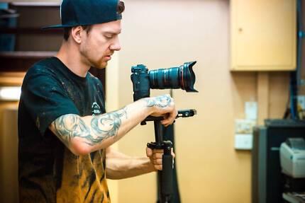 Filmmaker, Photohrapher, cinematographer in Sydney Maik Kleinert
