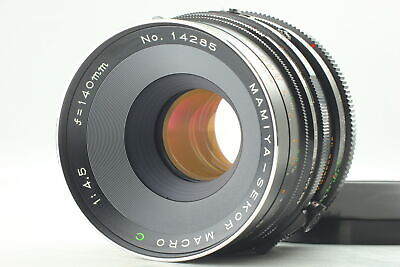 [Exc+++++] Mamiya Sekor Macro C 140mm f4.5 MF Lens For RB67 PRO Pro S From JAPAN
