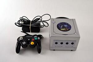 Pokemon xd gale of darkness nintendo gamecube silver limited edition system ebay - Gamecube pokemon xd console ...
