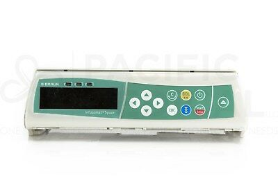 Intravenous Infusion - B. Braun Infusomat Space IV Infusion Fluid Pump Intravenous Refurbished Warranty