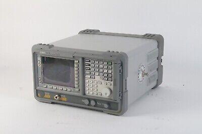Agilent E4411b Portable Spectrum Analyzer 1mhz - 1.5ghz W Opt. A4h