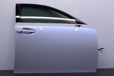 LEXUS IS250 IS350 FRONT PASSENGER DOOR GLASS ASSEMBLY OEM GLACIER FROST 074
