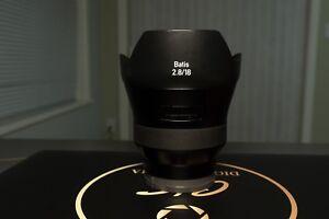 Zeiss Batis 18mm f2.8 Sony