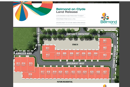 LAND FOR SALE AT BELMOND ON CLYDE ESTATE LOWER THAN MARKET PRICE