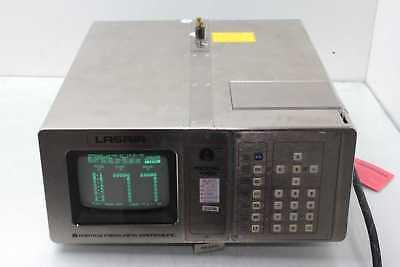Particle Measuring Systems Lasair Model 1002 Condensation Counter Lab Laser