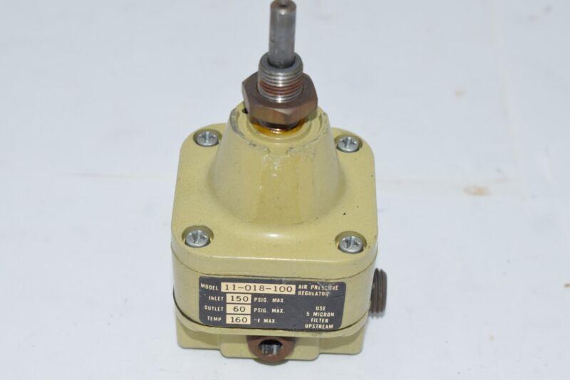 Norgren 11-018-100 Air Pressure Regulator No Handle