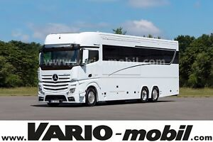 Vario Signature 1200 Modell 2019 MB Actros